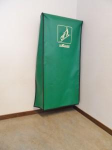Evacuatiestoel bij Huis van Rie