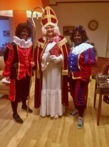 Sinterklaas team