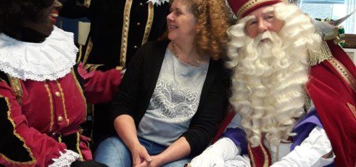 Sinterklaas bij Huis van Rie Nootdorp