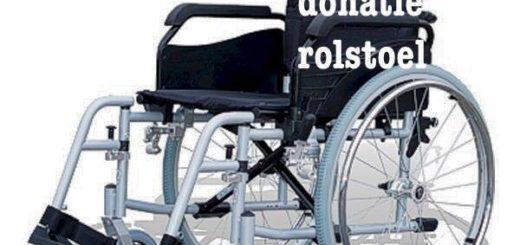 Rie zoekt rolstoel